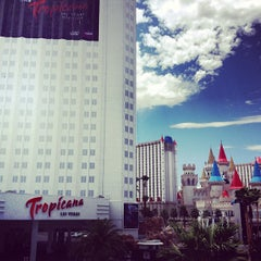 Photo taken at Tropicana Las Vegas by Greg B. on 7/19/2012