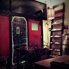 Photo taken at Cafe.5 by Marena v. on 3/7/2011