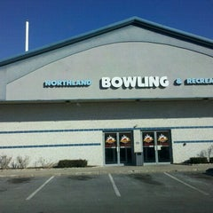 Photo taken at Northland Bowl & Recreation Center by Dawn H. on 1/9/2012