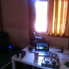 Photo taken at Lisboa Camping by Ruben B. on 7/13/2012