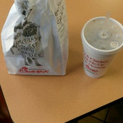 Photo taken at Chick-fil-A by Stealth on 1/28/2012