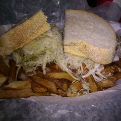 Photo taken at Primanti Bros by Brandon R. on 8/21/2011
