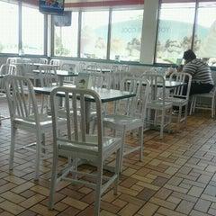 Photo taken at Burger King® by Rhonda B. on 9/1/2011