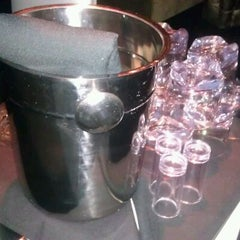 Photo taken at Vanity Nightclub VIP Room by J B. on 1/15/2012