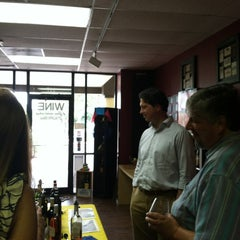 Photo taken at Vinously Speaking - An Eclectic Wine Shop & Blog by Ariana B. on 5/5/2012