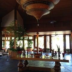 Photo taken at Four Seasons Resort Hualalai at Historic Ka`upulehu by Clint S. on 8/3/2012