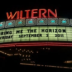 Photo taken at The Wiltern by Ralph R. on 9/3/2011