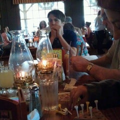 Photo taken at Cracker Barrel Old Country Store by Lisa S. on 6/29/2012