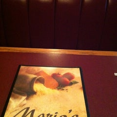 Photo taken at Mario's by Jay R. on 6/6/2012