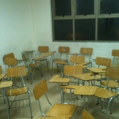 Photo taken at La Araucana Instituto Profesional by Rodrigo M. on 5/18/2012