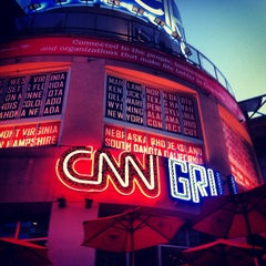 Photo taken at CNN Grill @ DNC (Vida Cantina) by in the Queen City on 9/8/2012