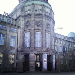 Photo taken at Deutsches Museum by Yanko B. on 4/26/2012