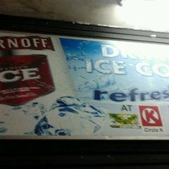 Photo taken at Circle K by Wayan S. on 3/16/2012