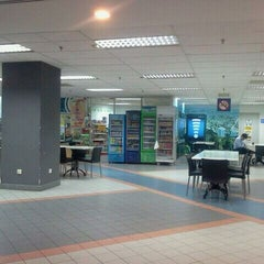 Photo taken at Cafeteria, Celcom Axiata by Zoe T. on 11/10/2011