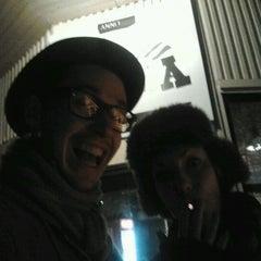 Photo taken at Zebra by Mara S. on 1/13/2012