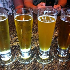 Photo taken at BJ's Restaurant and Brewhouse by Norma B. on 8/13/2011