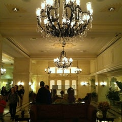 Photo taken at Astor Crowne Plaza – New Orleans French Quarter by Robert F. on 3/4/2012