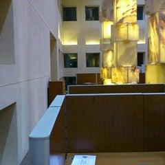 Photo taken at Texas A&M University at Qatar | جامعة تكساس إي أند أم في قطر by Abdullah K. on 11/9/2011