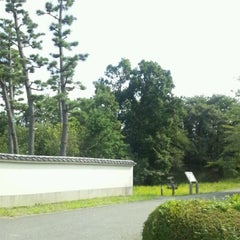 Photo taken at さきたま古墳公園 by Tomohiro E. on 9/11/2011