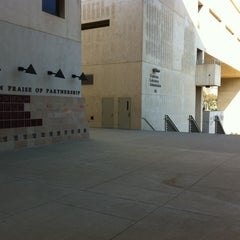 Photo taken at CLA Building by Jake S. on 2/14/2011