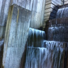 Photo taken at Jim Ellis Freeway Park by Chon M. on 8/1/2011