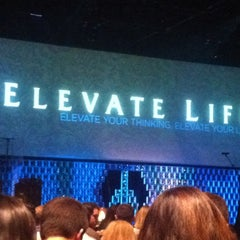 Photo taken at Elevate Life Church by Heather G. on 3/27/2011
