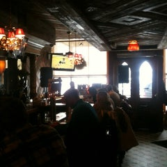 Photo taken at Ellicottville Brewing Company by Brian M. on 2/11/2012