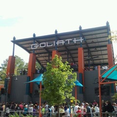Photo taken at Goliath by Antoine B. on 9/18/2011