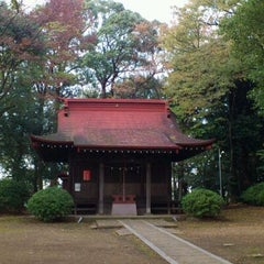 Photo taken at 長尾神社 by M P. on 11/27/2011