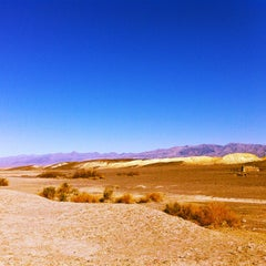 Photo taken at Death Valley National Park by Bryan T. on 3/3/2012