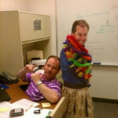Photo taken at Brian's office by Carrie K. on 5/24/2012