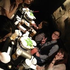 Photo taken at AJITO 新横浜店 by Nanami E. on 6/16/2012