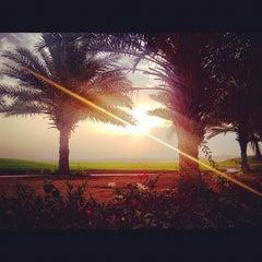 Photo taken at Al Hamra Village by JHiM⚡️ on 9/11/2012