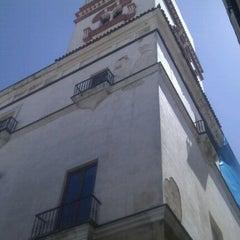 Photo taken at Torre Tavira - Cámara Oscura by Víctor R. on 5/1/2012