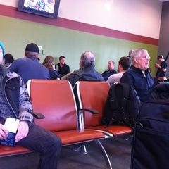 Photo taken at Alaska Air Flight 2199 (MMH to LAX) by Ann F. on 3/19/2012