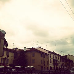 Photo taken at Ponte Rosso by Giuliano F. on 6/3/2012