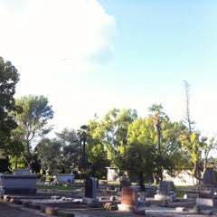 Photo taken at Saint Helena Public Cemetery by Peter S. on 10/7/2011