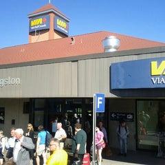 Photo taken at VIA Rail Kingston by Eric B. on 6/26/2012