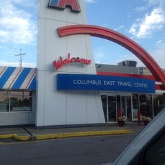 Photo taken at TravelCenters of America by Josh E. on 9/3/2012