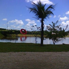 Photo taken at Parque das Águas by Wellington D. on 1/29/2012