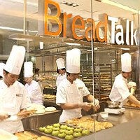 Photo taken at BreadTalk by stanley s. on 9/6/2011