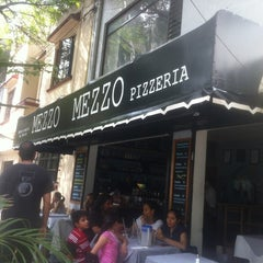 Photo taken at Mezzo Mezzo by Iracema on 6/2/2012