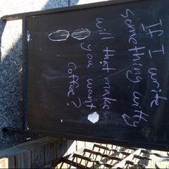 Photo taken at Café 474 by Yidy B. on 9/12/2012