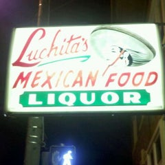 Photo taken at Luchita's Mexican Restaurant by W. Mark C. on 12/15/2011
