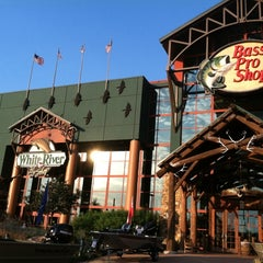 Photo taken at Bass Pro Shops by Jami on 9/13/2011