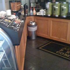 Photo taken at Atlanta Bread Company Cafe by Samantha K. on 4/27/2011