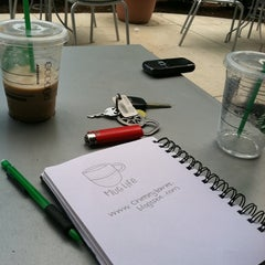 Photo taken at Starbucks by Chelsey B. on 6/22/2011