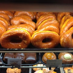 Photo taken at Round Rock Donuts by Kal K. on 1/21/2012