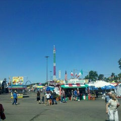Photo taken at Erie County Fair by Big W. on 8/16/2011