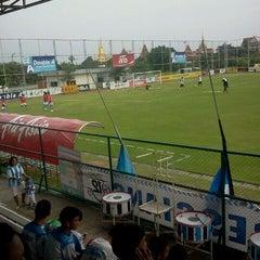Photo taken at Suvarnabhumi Customs Stadium by ไข่เค็มจัง ร. on 10/1/2011